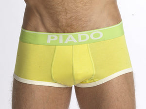 Piado - Yellow Trunks - Affordable Designer Underwear
