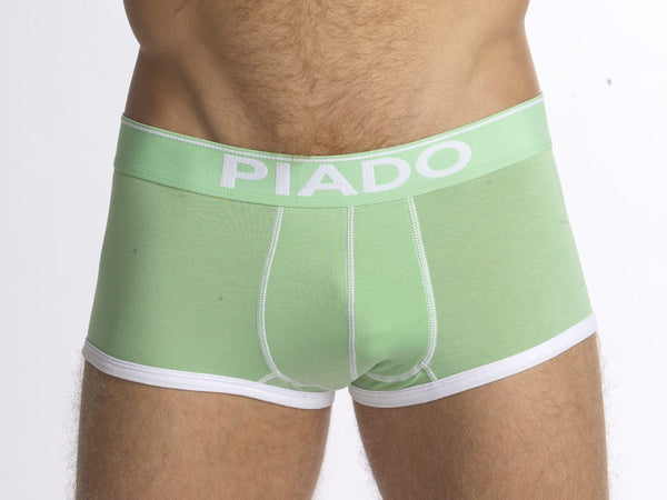 Piado - Green Trunks - Affordable Designer Underwear