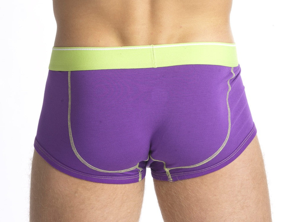 Piado Royal Lime | Purple Trunks