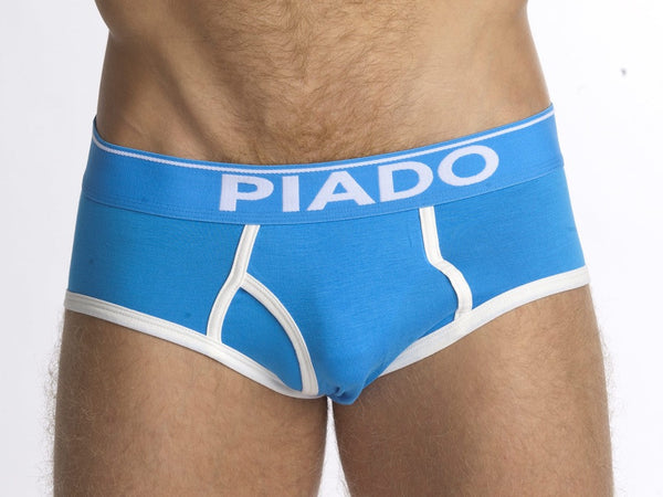 Piado Azure | Blue Briefs