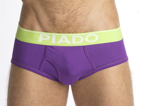 Piado - Orange Briefs - Affordable Designer Underwear