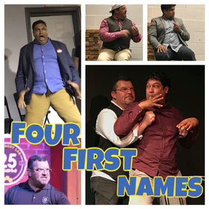 Four First Names (Orlando, FL)