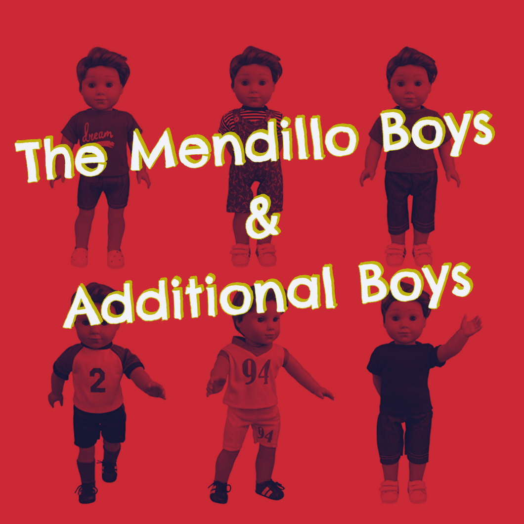 The Mendillo Boys & Additional Boys