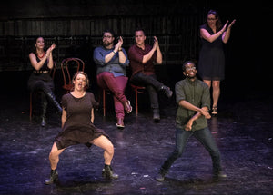 Intro to Hip Hop Improv - North Coast Improv - Sunday 9/16 10am-1pm