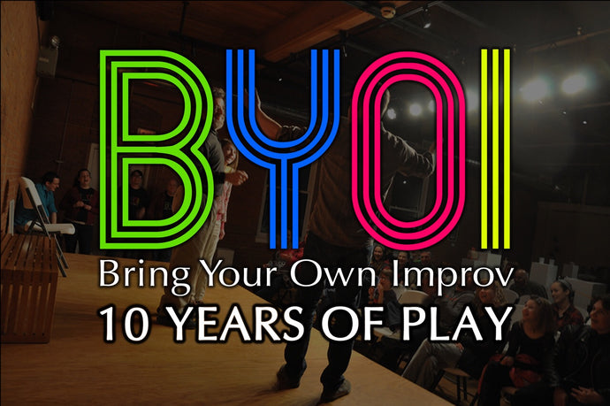 Bring Your Own Improv BYOI (Warwick, RI)