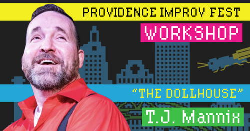 "TJ Mannix - ""The Dollhouse"" - Saturday, September 14, 9:45-12:15pm AS220 Blackbox"