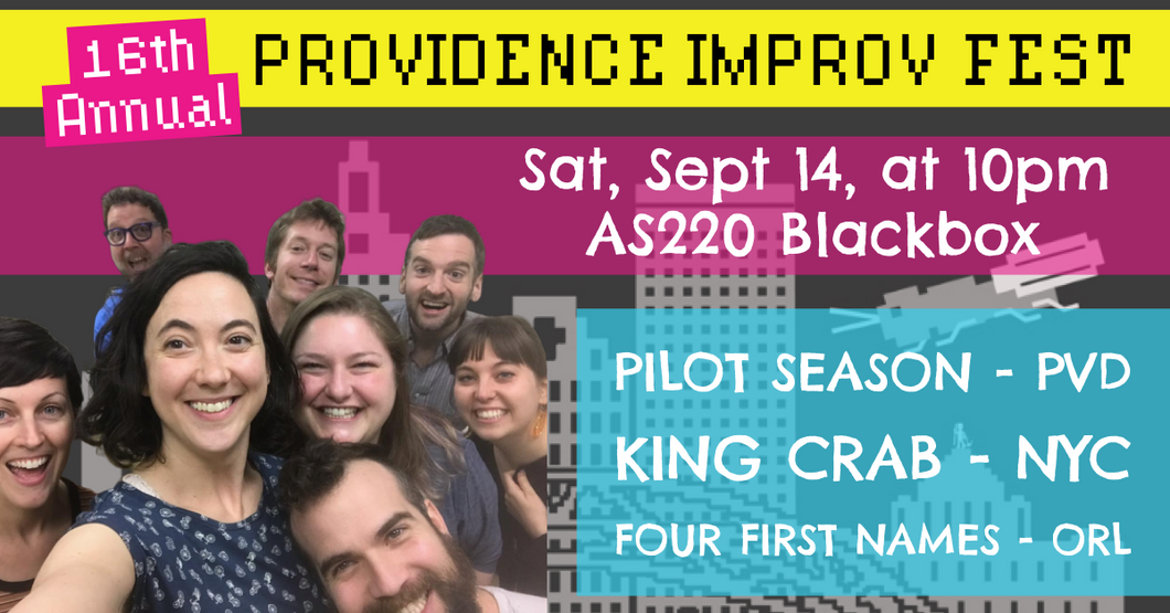 SATURDAY, SEPTEMBER 14, 2019 - Blackbox at 10pm