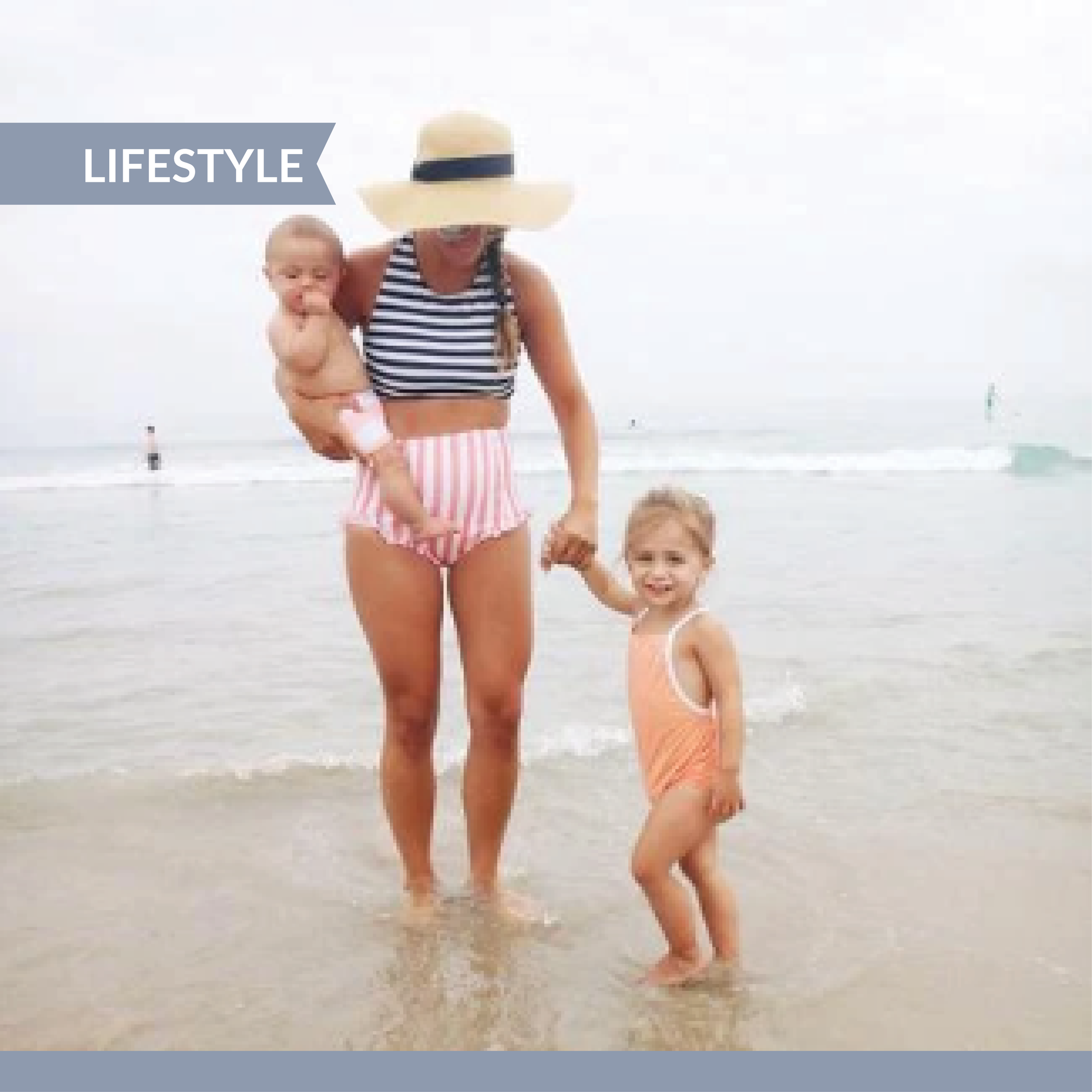 5 tips for surviving baby's 1st beach trip