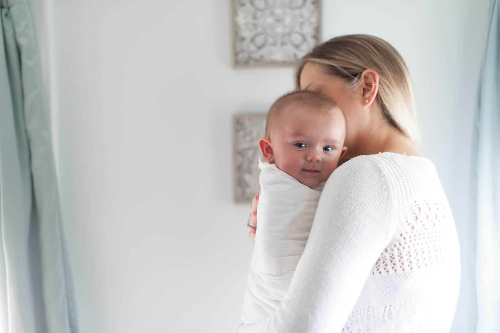 The Zen Swaddle - A Weighted Swaddle Blanket