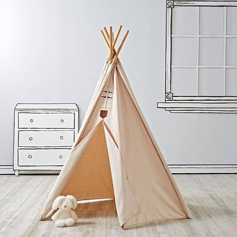 kids teepee for bear themed nursery ideas