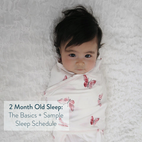 2 month old sleep schedule