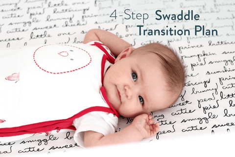 4 step swaddle transition plan