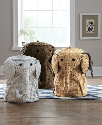 elephant hampers for nursery