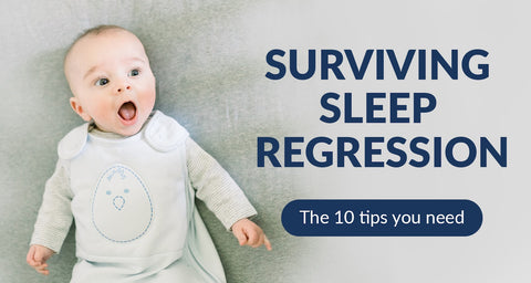 Solution to 4 month sleep regression