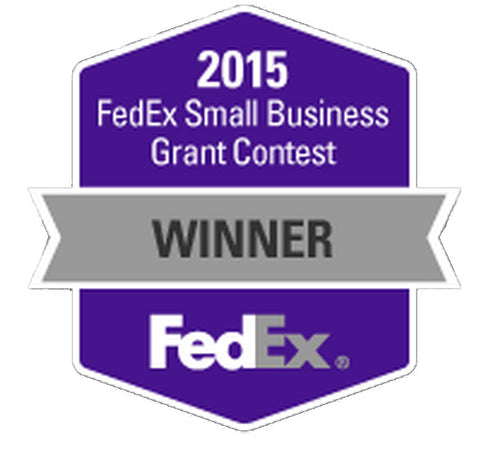 2015 Fedex Small Business Award Winner