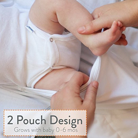 Reason Why You Should and Benefits of Swaddling using Zen Swaddle Two in One Design Lasts Twice Long