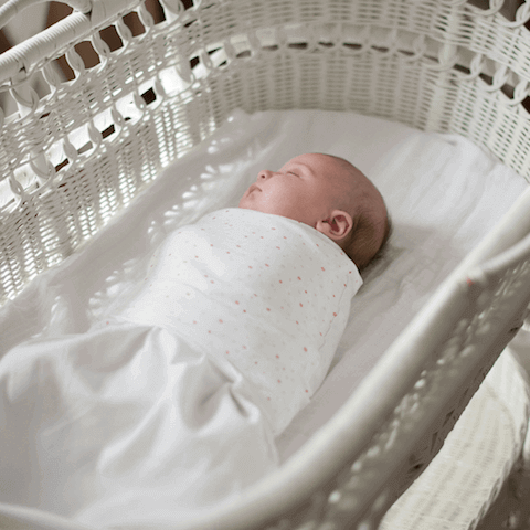 Reason Why You Should Zen Swaddle Your Baby - Easy Transition To Crib