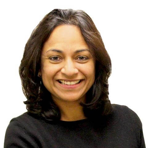 Manasi Gangan, founder and president of Nested Bean Inc.