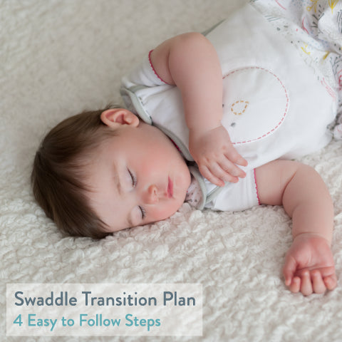 Swaddle Transition Plan - Nested Bean - Zen Sack
