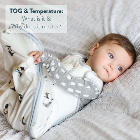 TOG and Temperature: What does TOG mean and why does it matter