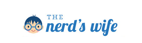 The Nerd's Wife Logo