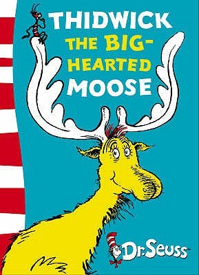 Thidwick The Big Hearted Moose Children's Book
