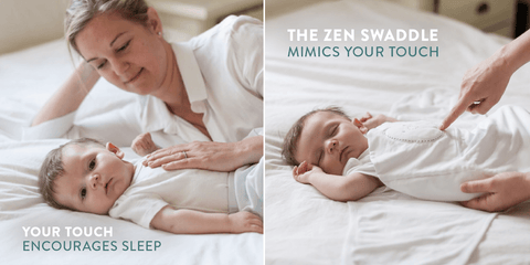 How to Get Your Newborn to Sleep   Overtired Baby to Sleep– Nested Bean