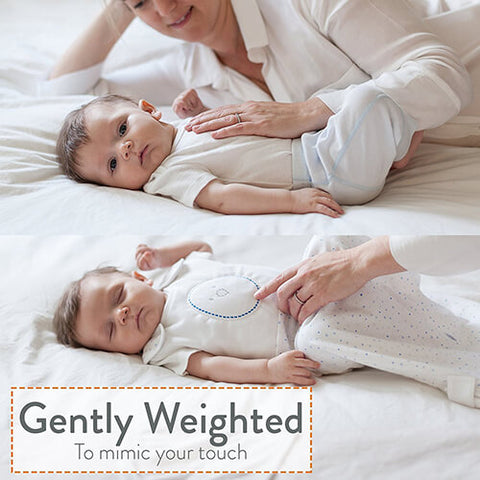 Zen Sack - Lightly Weighted Wearable Blanket For Baby