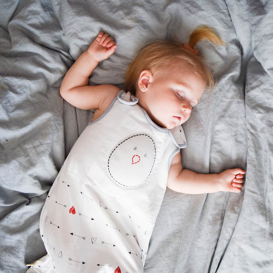 Best Swaddle Transition - Zen Sleep Sack