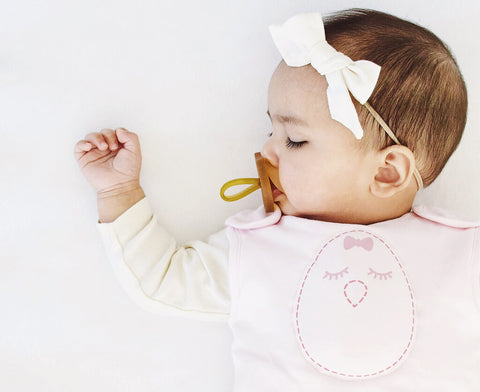 At 3-4 months old, your baby will still wake up once or twice to be fed,  but the sleep stretches in-between will increase to 4-6 hours.