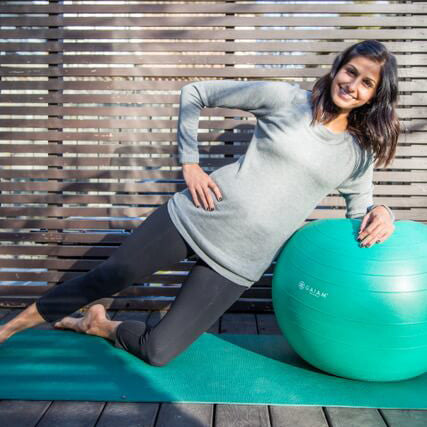 easy exercises at home to help lose baby weight