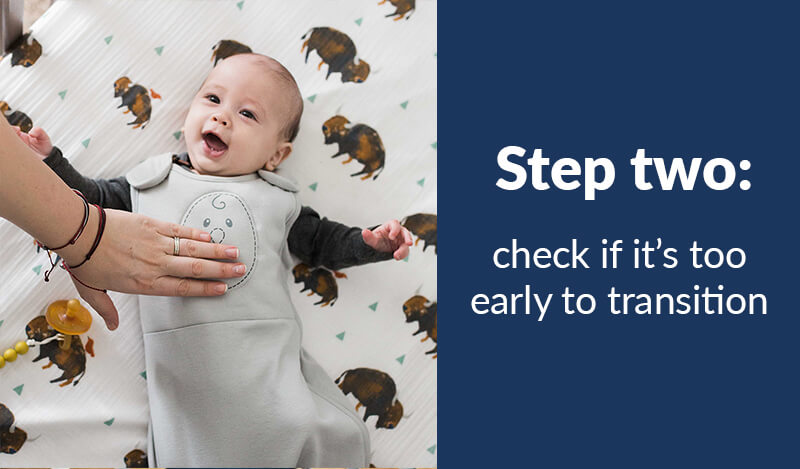 4 Step Swaddle Transition Plan When It S Time To Stop Swaddling