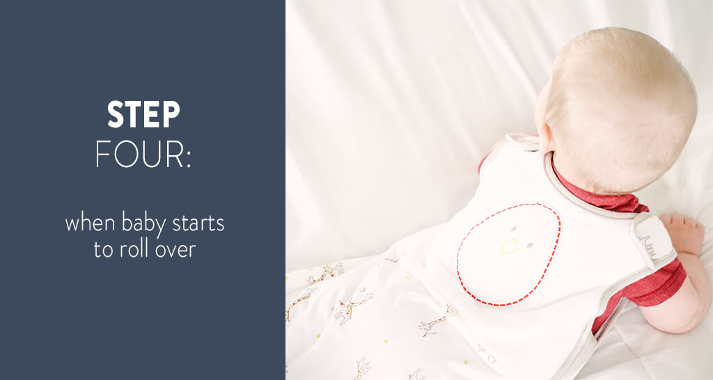 4 Step Swaddle Transition Plan When It S Time To Stop