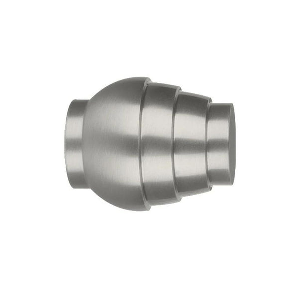 Lison 2130TIE Tier Finial, finish 29 satin nickel