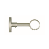 Lisbon 2230IRA Irati closed wall bracket, finish 29 satin nickel