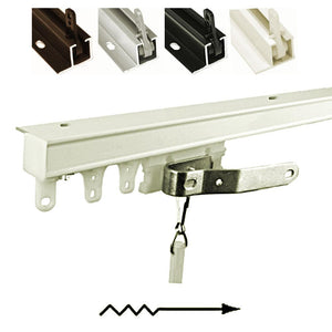 Kirsch 94004 curtain track set