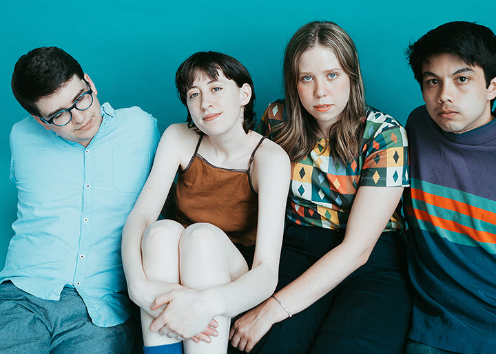 Frankie Cosmos Press Photo