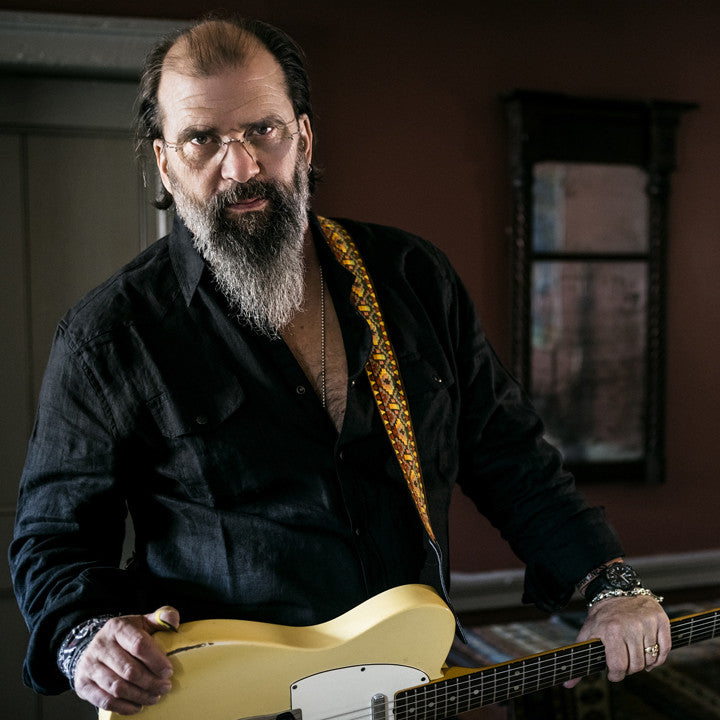 Steve Earle Press Photo