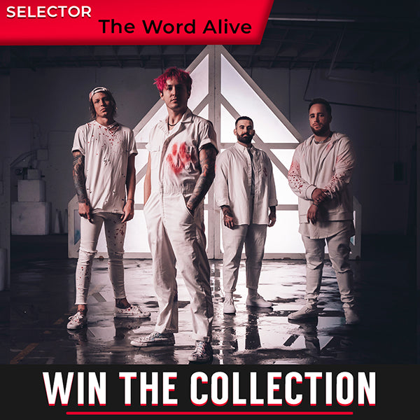 The Word Alive SELECTOR Photo