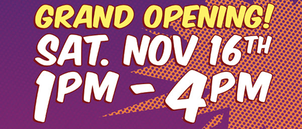 West Nyack Store Grand Opening Saturday November 16th @ 1-4PM