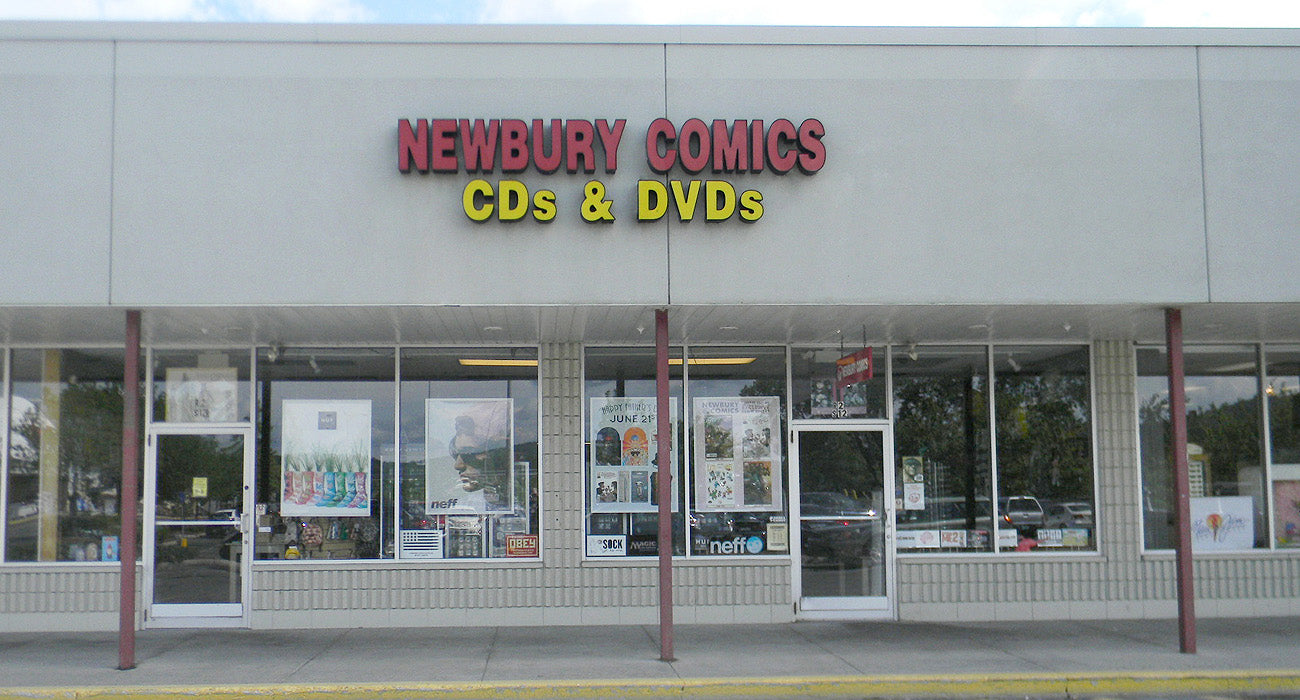 Newbury Comics West Lebanon, NH Location