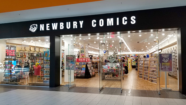 Newbury Comics Garden City, NY Location