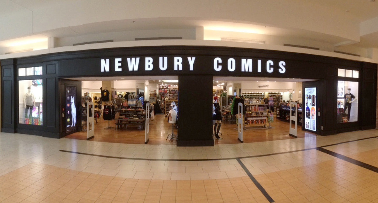 Newbury Comics Peabody, MA Location