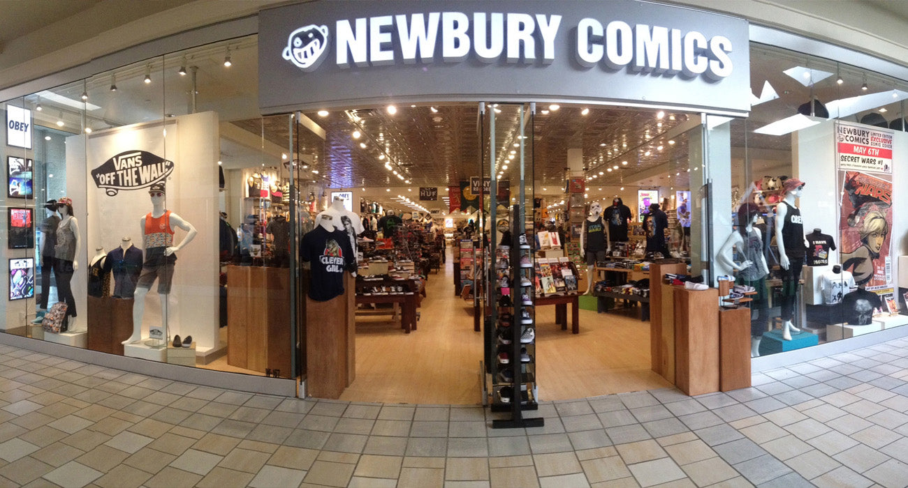 Newbury Comics South Portland, ME Location
