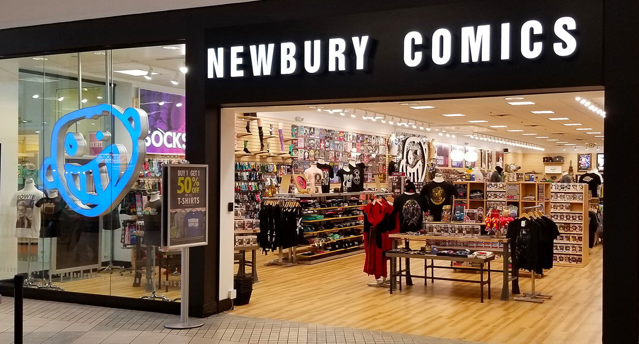 Newbury Comics North Dartmouth Location