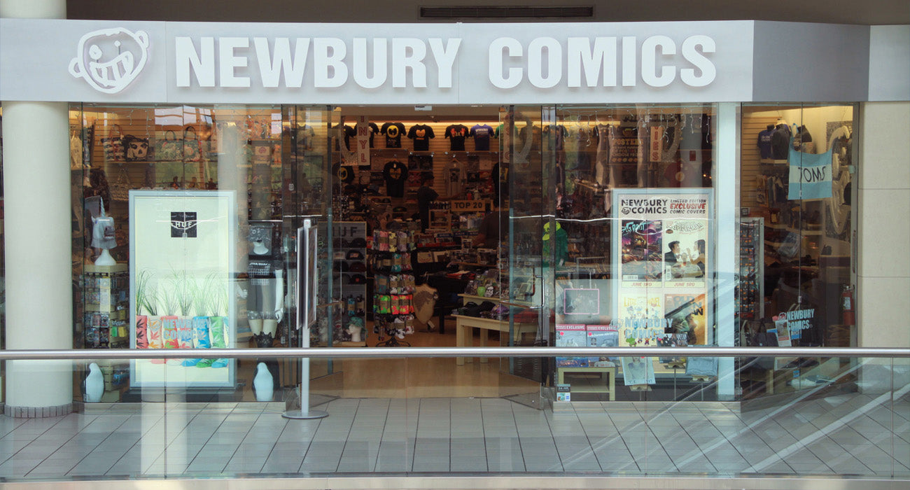 Newbury Comics North Attleboro, MA Location