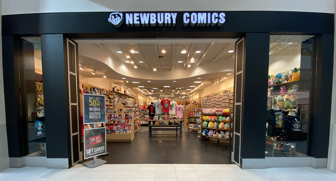Newbury Comics Cambridge, MA - CambridgeSide Galleria Location