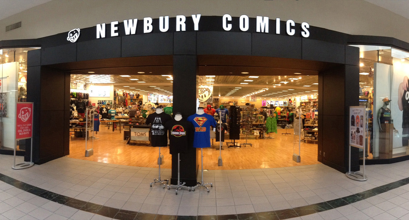Newbury Comics Kingston, MA Location