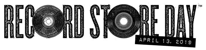 Record Store Day - April 13, 2019