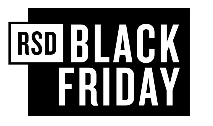 Record Store Day - Black Friday - Celebrating The Indie Record Store - November 27, 2020
